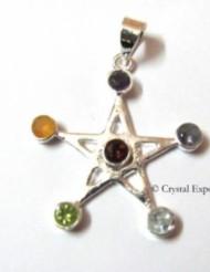 ckakra pentagramma